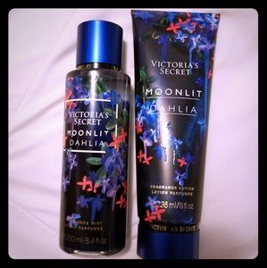 Body lotion and spray
